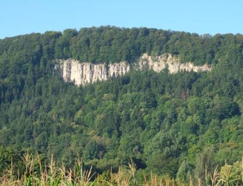 Der Eingefallene Berg bei Themar in Thüringen – ein Wanderparadies