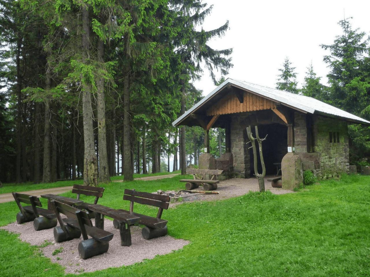 Rennsteig – Höhenweg des Thüringer Waldes